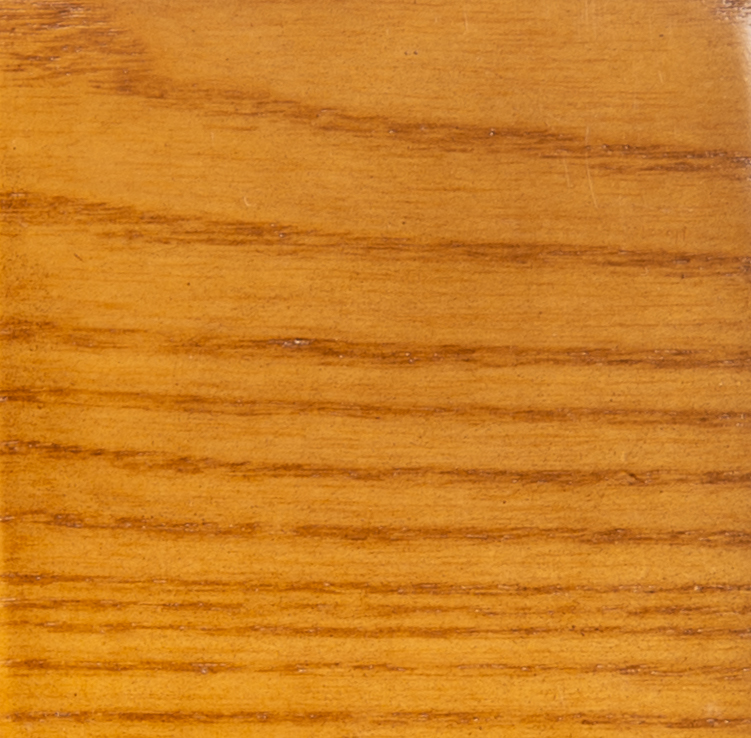 Oak Stain on 3x3 in. Sample