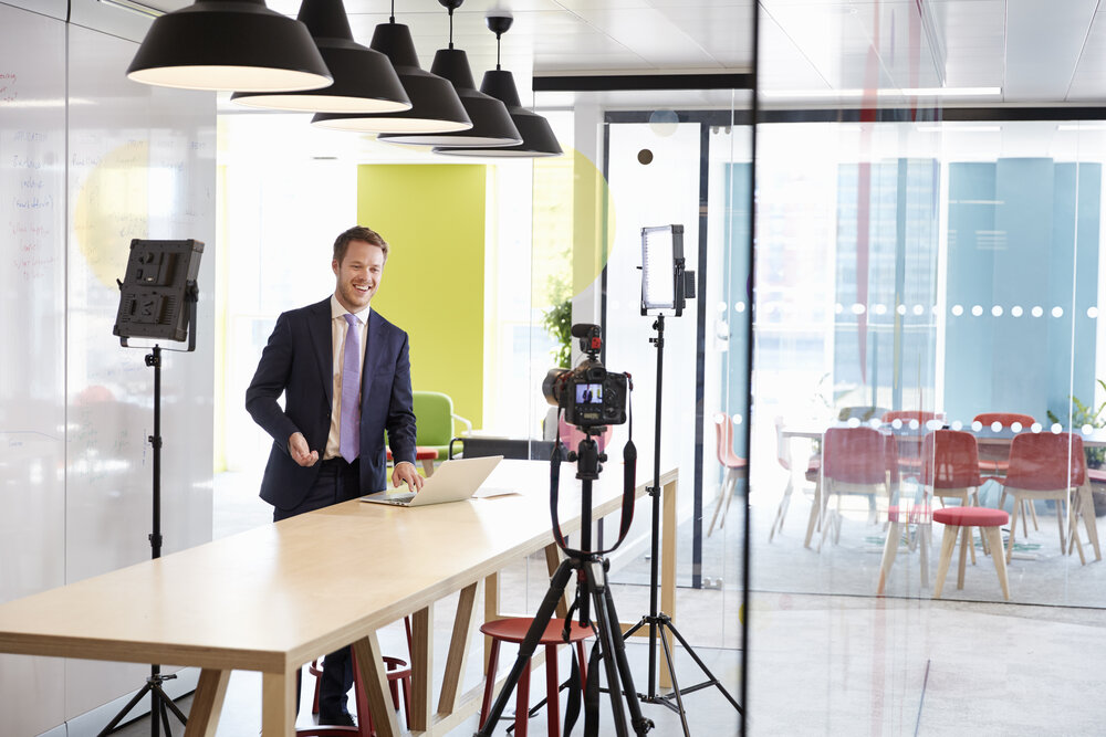 Corporate and Commercial Video Production — Creative Guise Productions