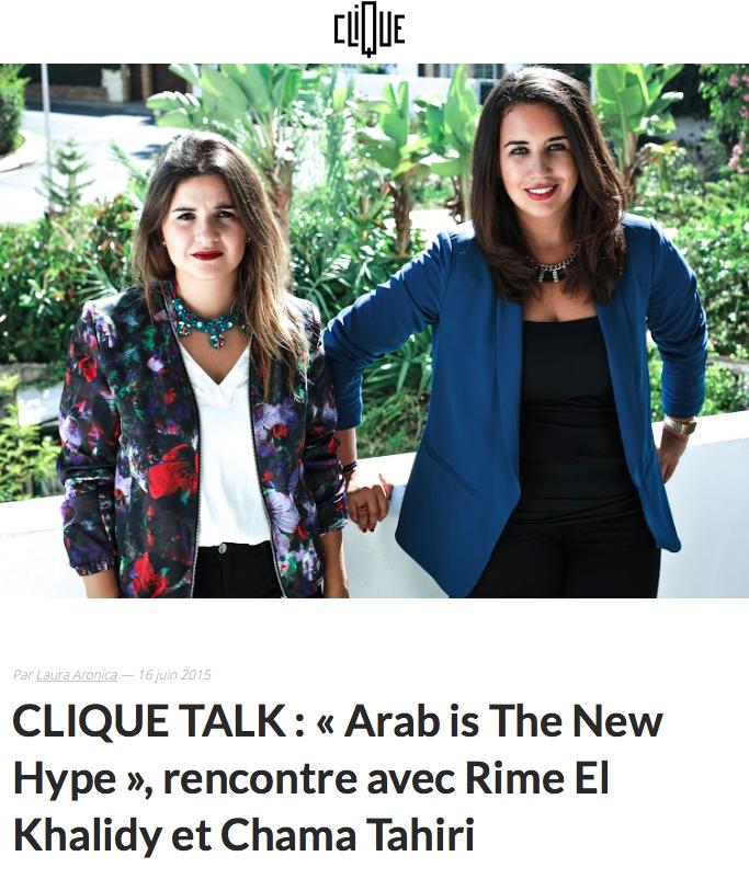 CLIQUE - JUIN 2015