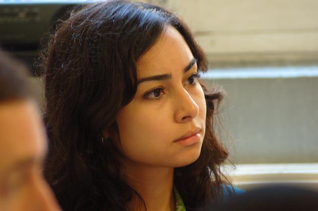 SARAH LAMRINI - Productrice (Arkhabil Films) et co-fondatrice de l'association DocMa, Casablanca