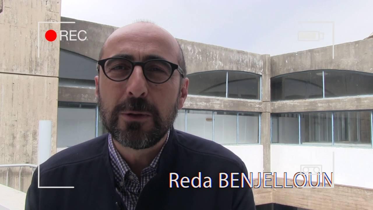REDA BENJELLOUN - Directeur des programmes de documentaire et de fiction chez 2M, Casablanca