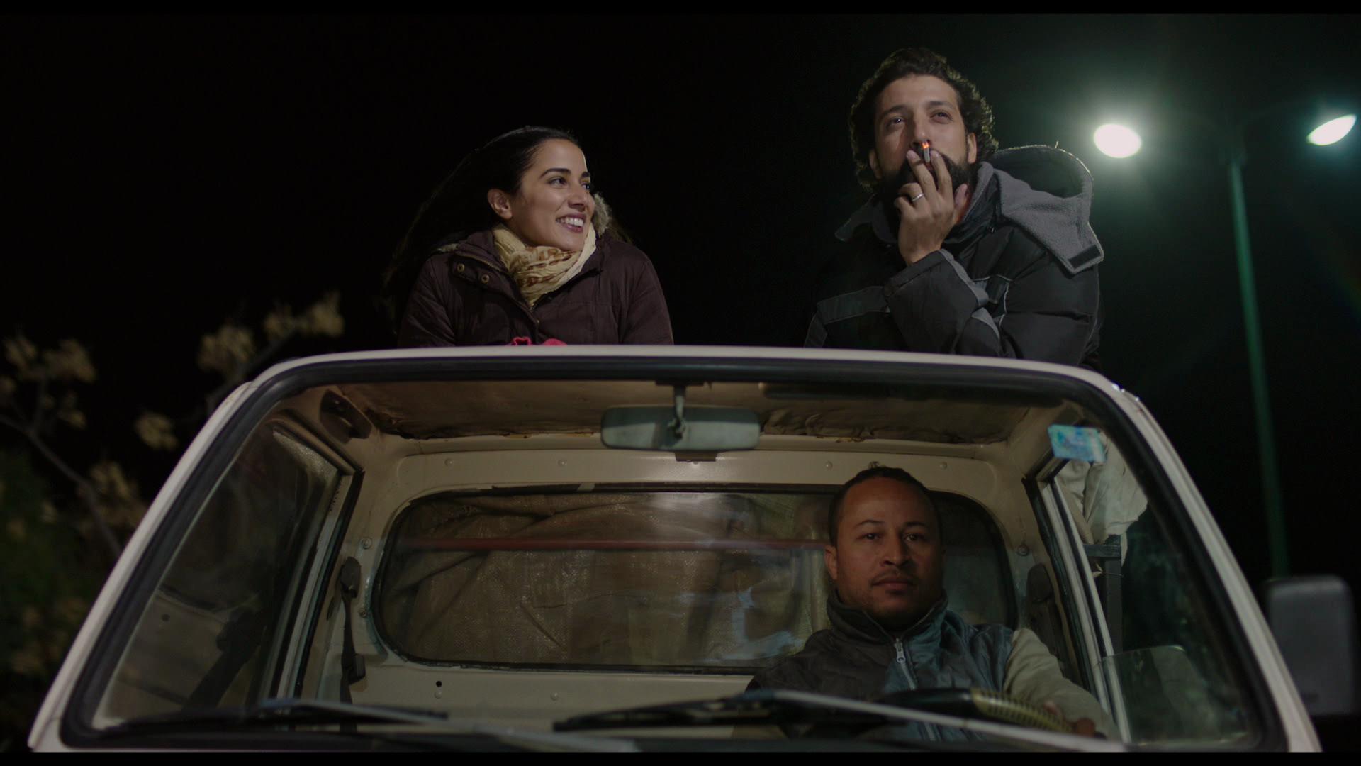 """""""Je voulais raconter le monde à travers une histoire d'amour"""" - - Faouzi Bensaïdi"""