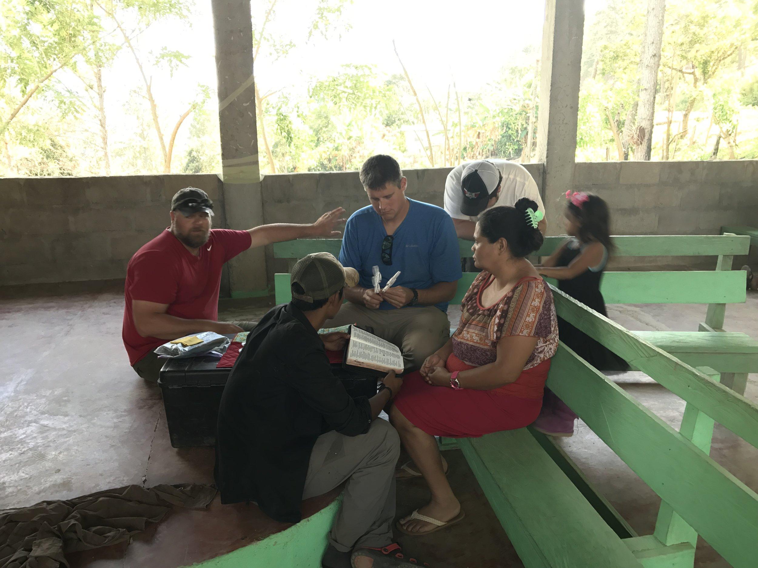 Honduras ReVitelEyes
