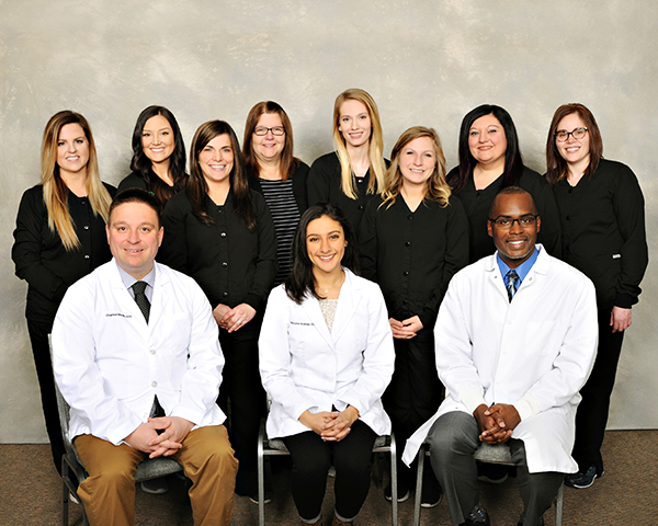 The staff at Wooster Family Dental offers exceptional care with compassion.