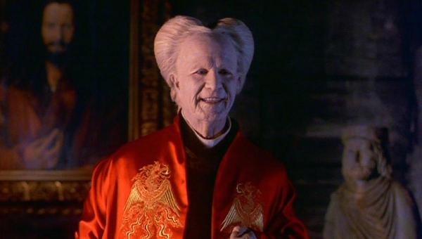 Prince of Many Faces: Oldman in  Bram Stoker's Dracula .