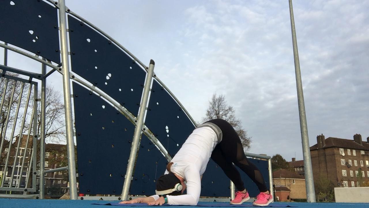 Aspyr Sandy Rowe Calf (variant) Stretch