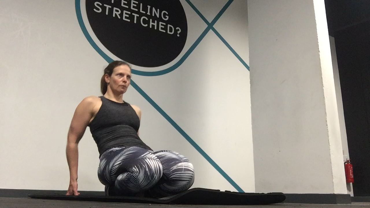 Shin Stretch