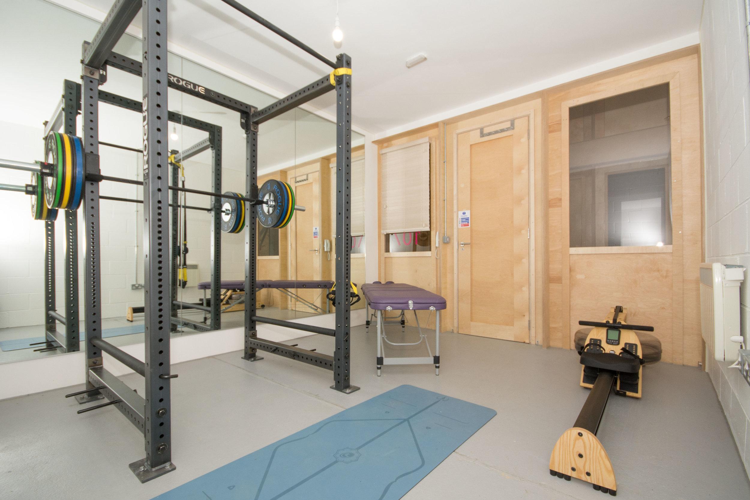 Gym & Massage Studio to Rent