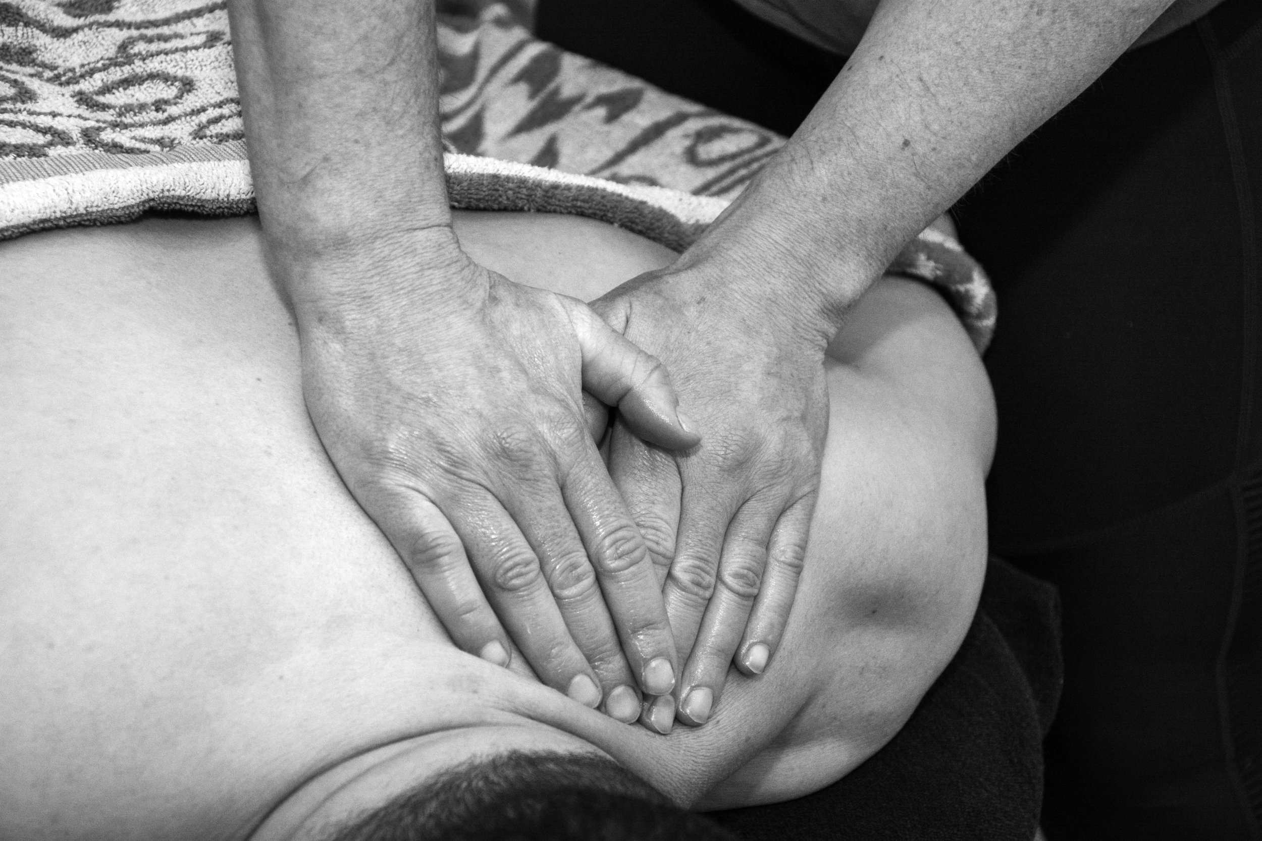 Sandy Rowe Level 4 Sports Massage