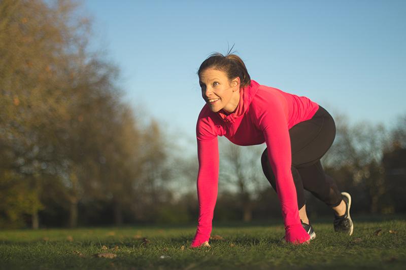 Sandy Rowe Outdoor Fitness
