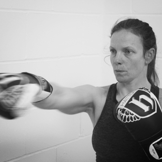 Sandy Rowe Boxing Instructor
