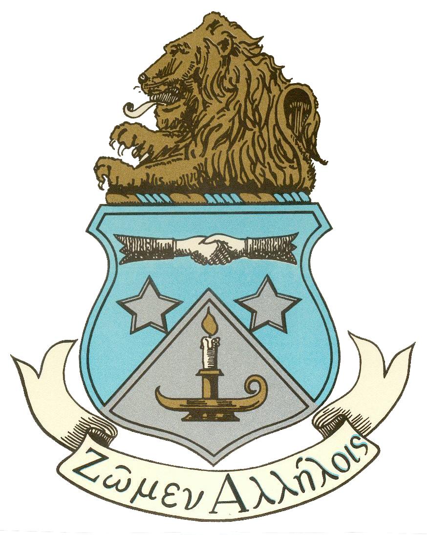 The Alpha Delta Pi Crest