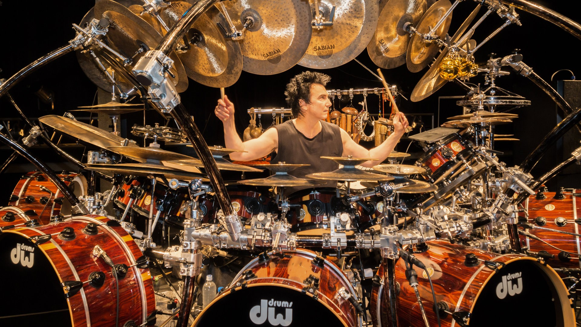 Terry Bozzio - Independent Drummer