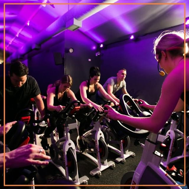 The best project you will ever work on is you. Our instructors will push you to make yourself the best you possible. . . . . #steelrevolutionpgh #ridehardsweatmore #fitnessfam #fitnesscommunity #ridehard #sweatmore #cardio #legday #pittsburghfitness #pittsburghfitfam #fittsburgh