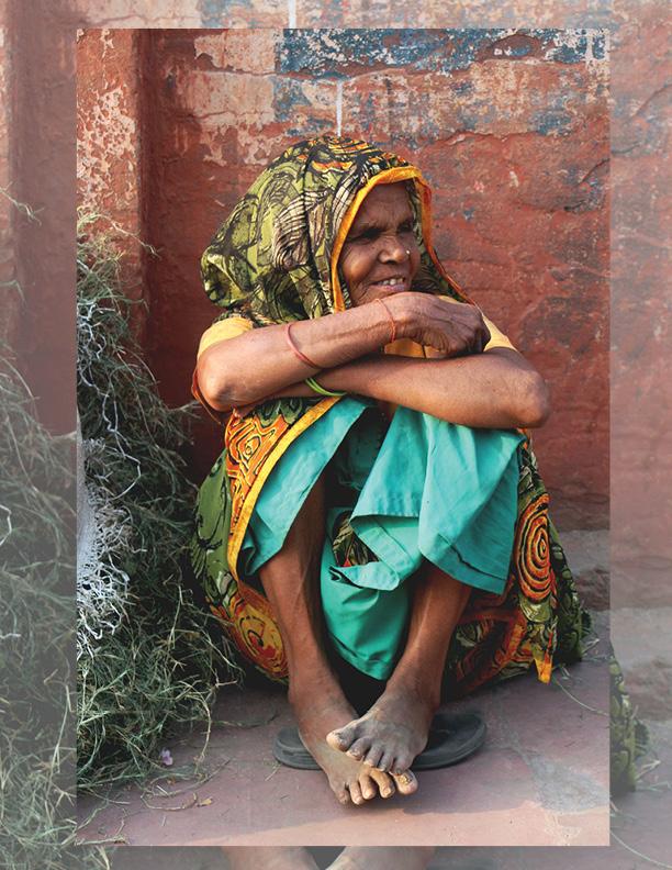 indisk dame-idd
