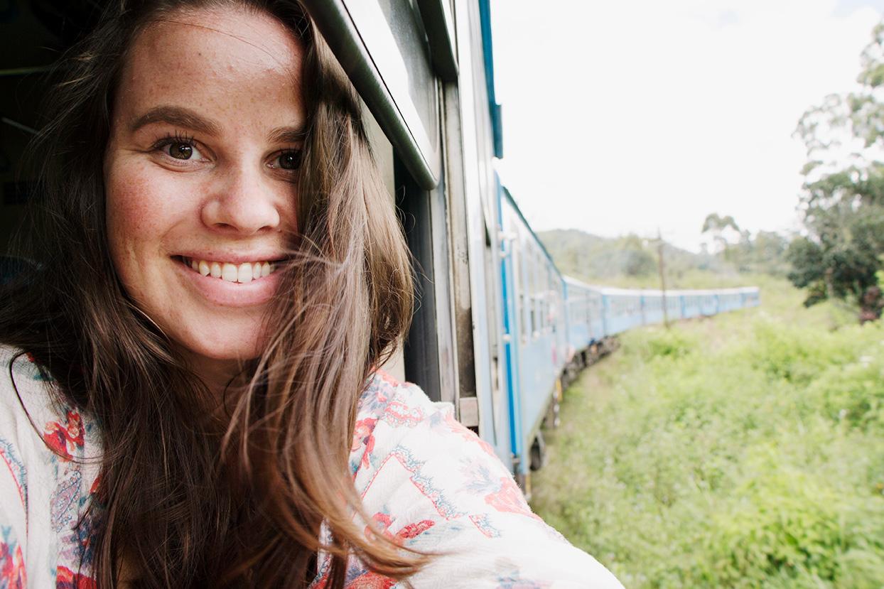 På togtur i høylandet