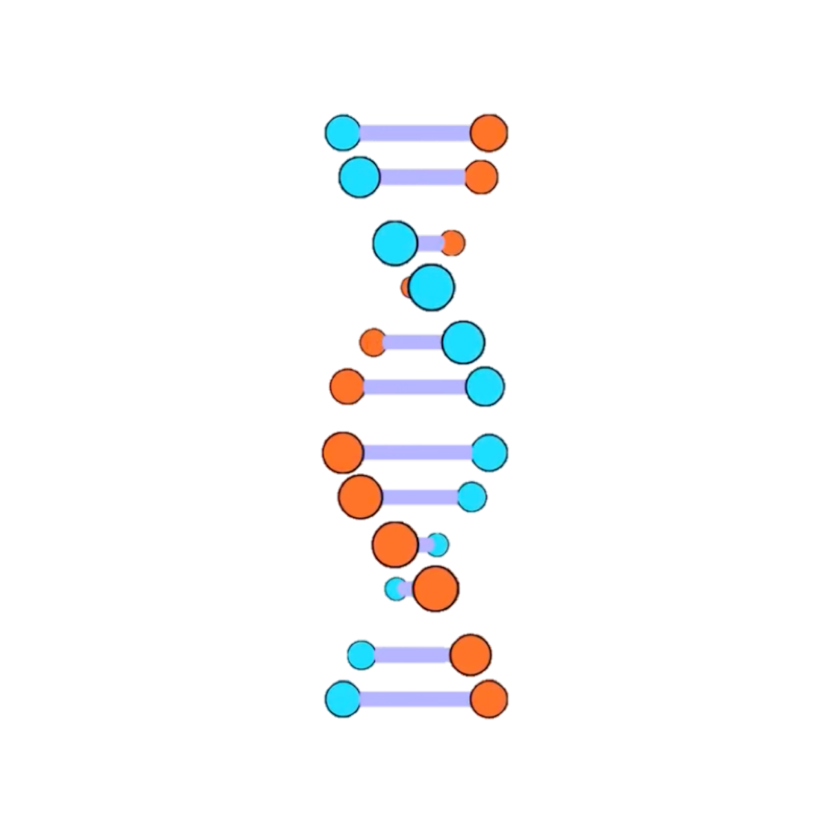 Genes - Genes are characteristics and traits you get from BOTH your mom and dad. Get more information here!