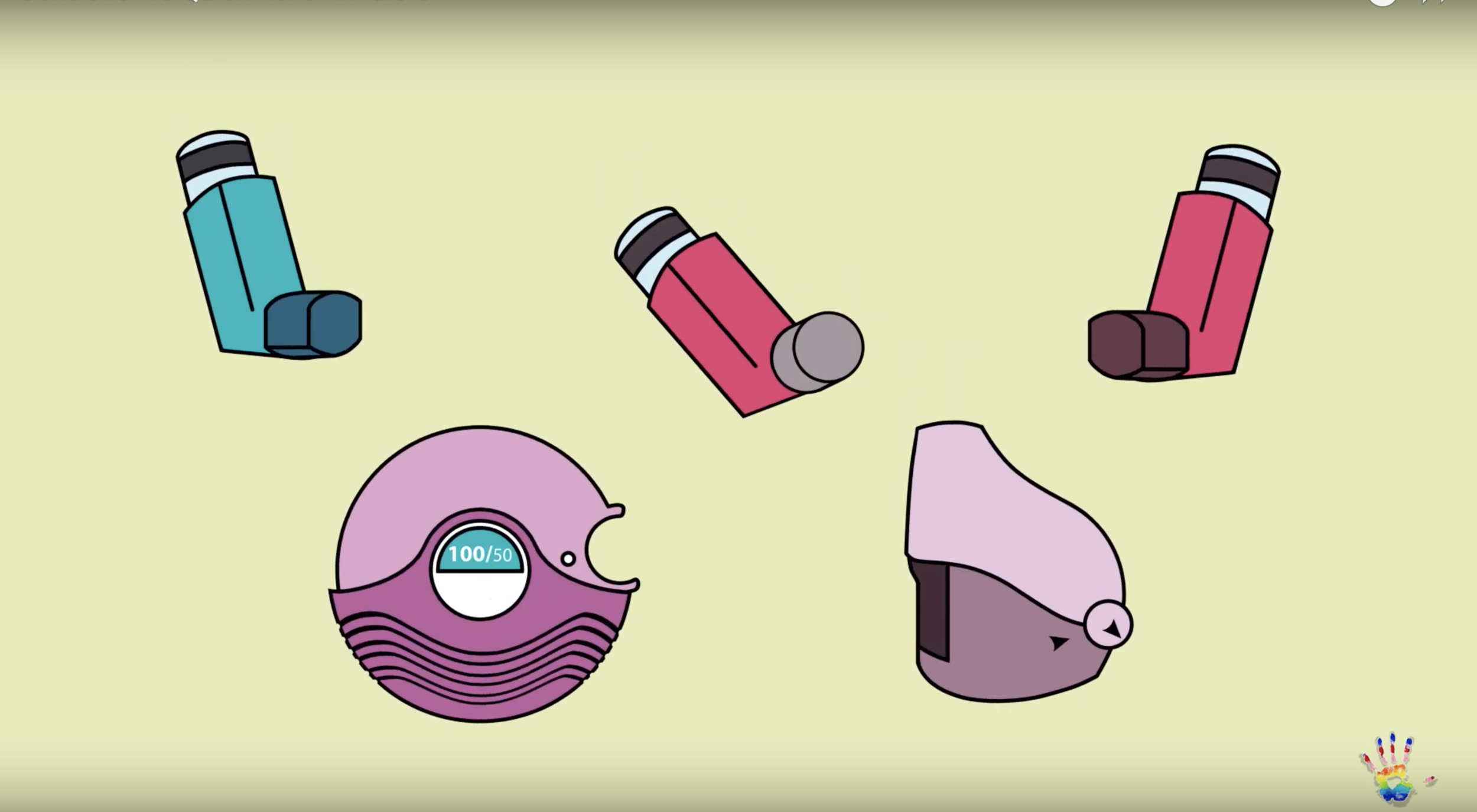 Controller vs Quick Relief Inhalers - Unsure when to use your Controller Inhaler and when to use your Quick Relief inhaler? Wondering why you need to use them even if you don't have any asthma symptoms? Check out this video to learn more!