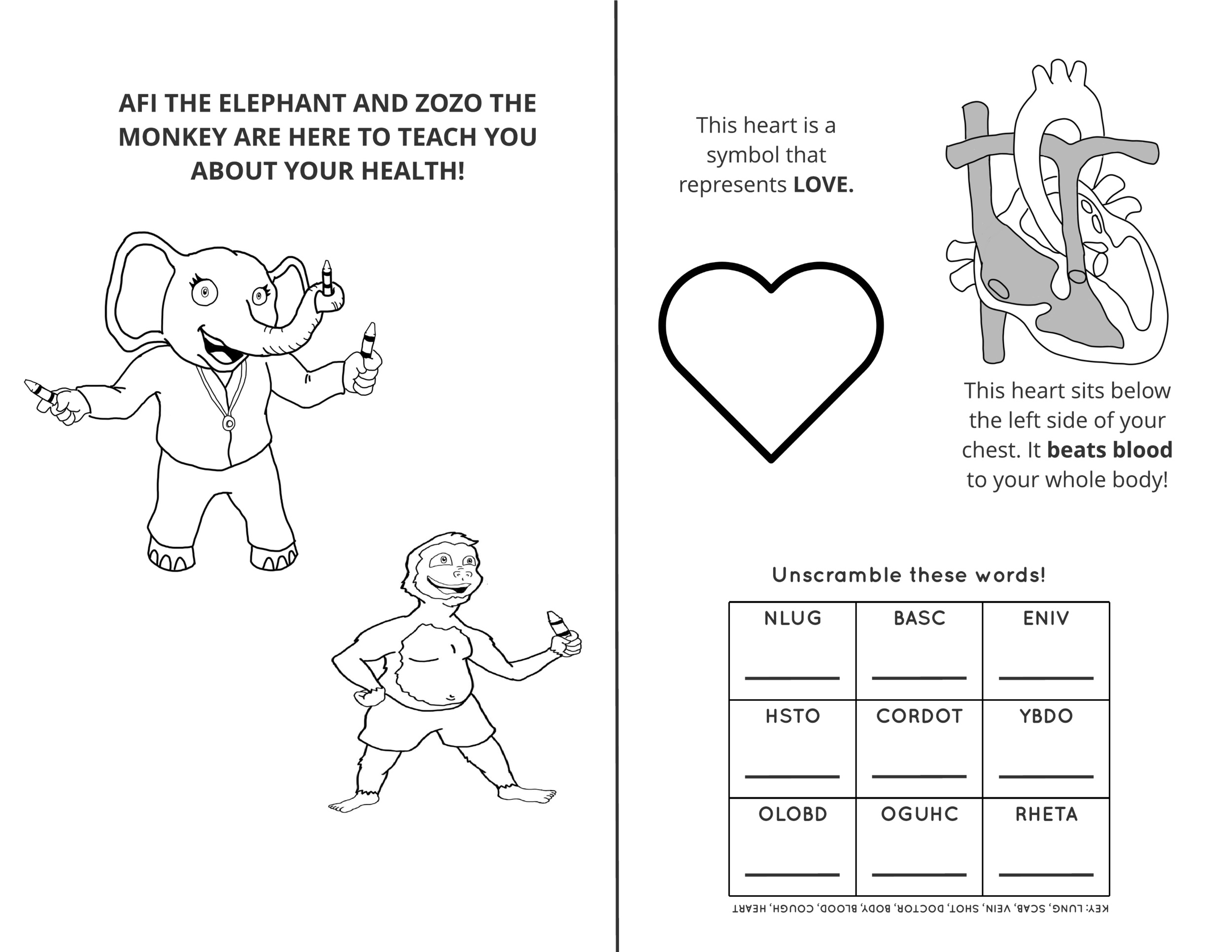 Coloring Page #3