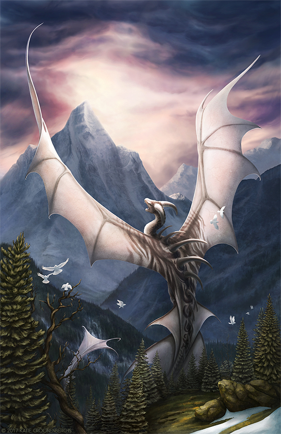 Mountaintop Dragon