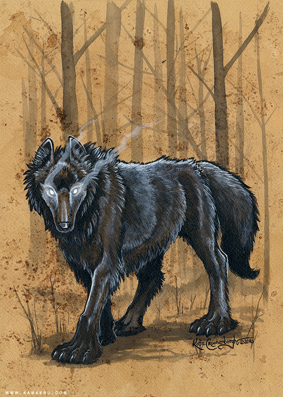 Black Dog Oschaert
