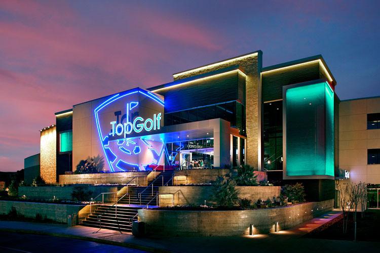 TopGolf Locations