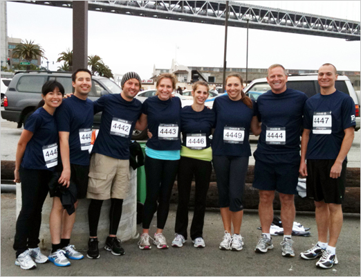 JP Morgan Charge Corporate Challenge