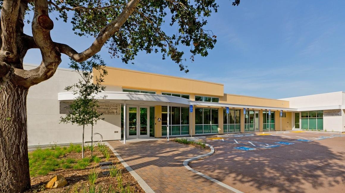 George & Cynthia Miller Wellness Center