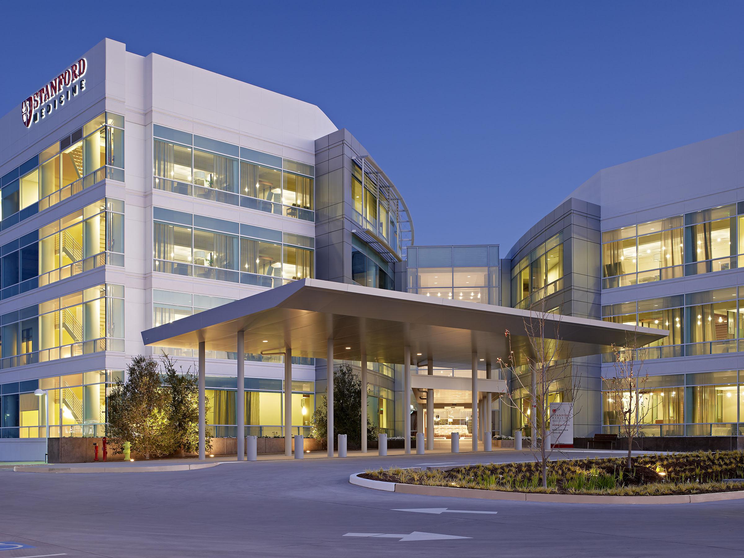 Stanford University Medical Center >> Stanford University Medical Center Paradigm Structural