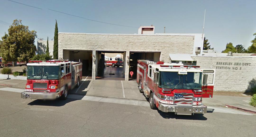 Berkeley Fire Station
