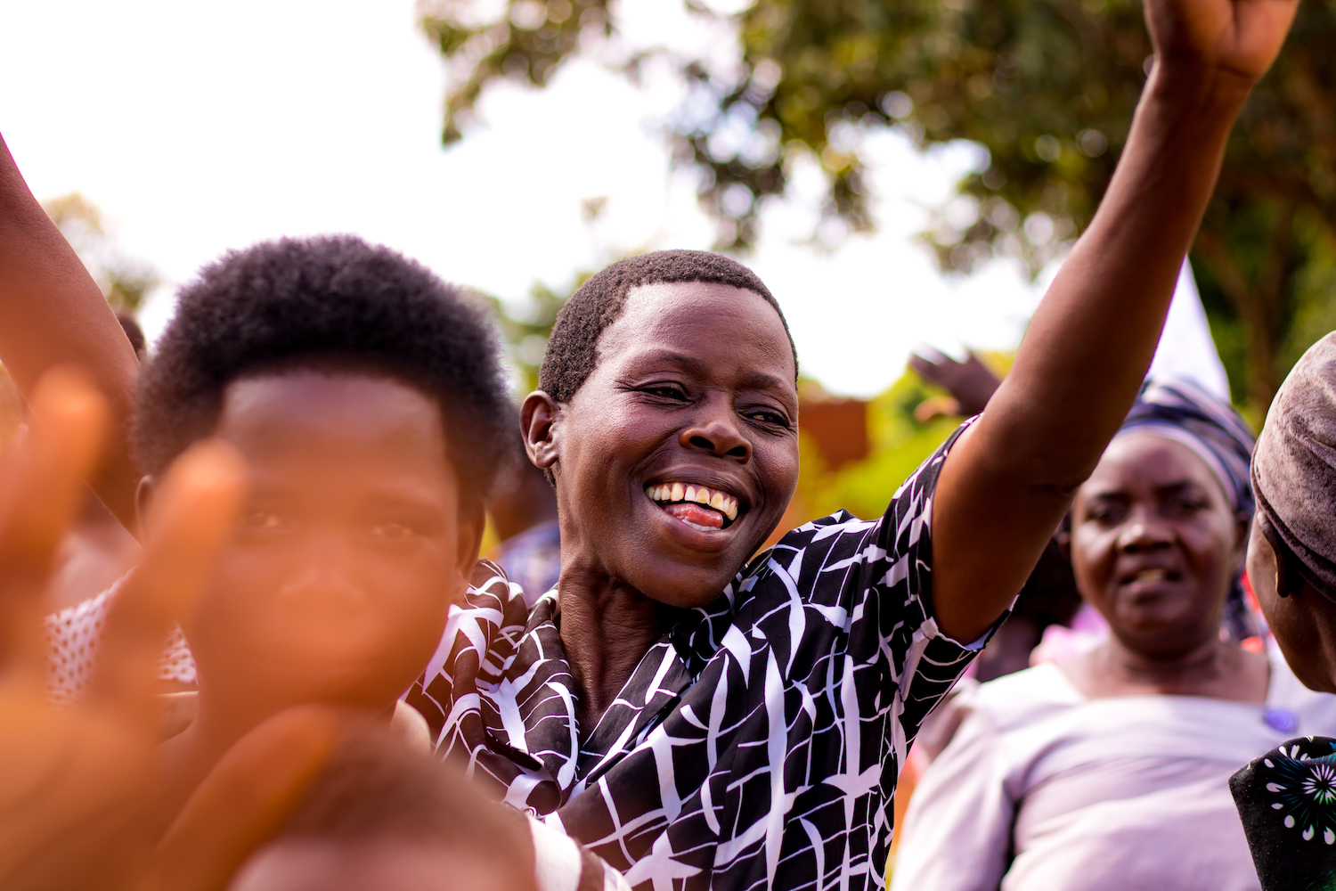 Personal hygiene  – We educate community members about personal health and sanitation, including burn treatments, shaving, and self-care during menstruation and pregnancy.