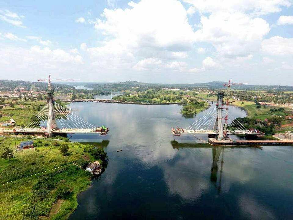 """(Photo credit:    Jinja City Facebook   )    A new """"cable-stayed"""" bridge was recently completed across the Nile River in Jinja, Uganda, where Kibo is headquartered. During construction, abutment towers were built on each bank which allowed for cable-supported beams to gradually extend from both sides until they met in the middle. In a similar way, Kibo's cross-cultural partnerships require both secure foundations on different cultural shores and a distinctive approach that connects them: """"The Kibo Way."""