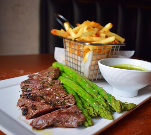 Have you tried our Steak & Fries yet?