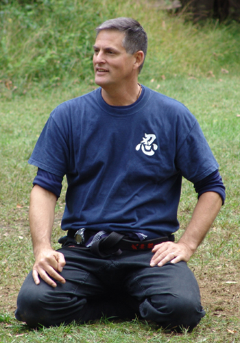 Jack Hoban is the highest ranking non-Japanese instructor in Bujinkan Budo Taijutsu under Master Masaaki Hatsumi.