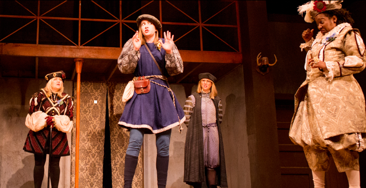 Taming of the Shrew, Chautauqua Theater Company