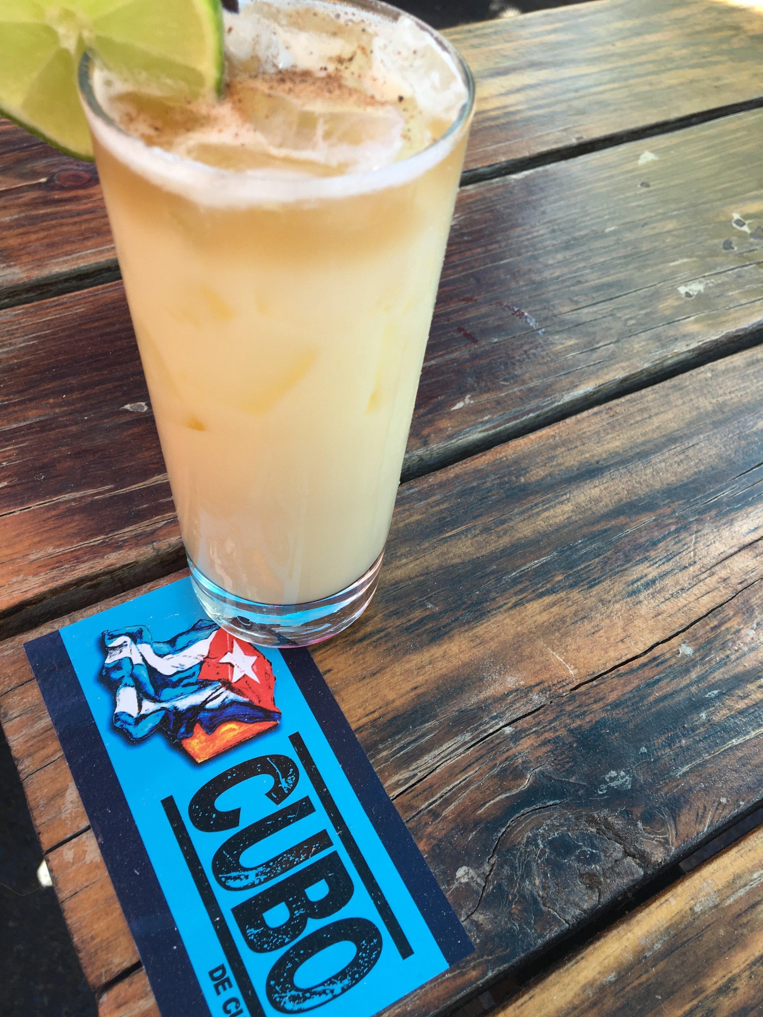 CUBO Happy Hour Painkiller.JPG