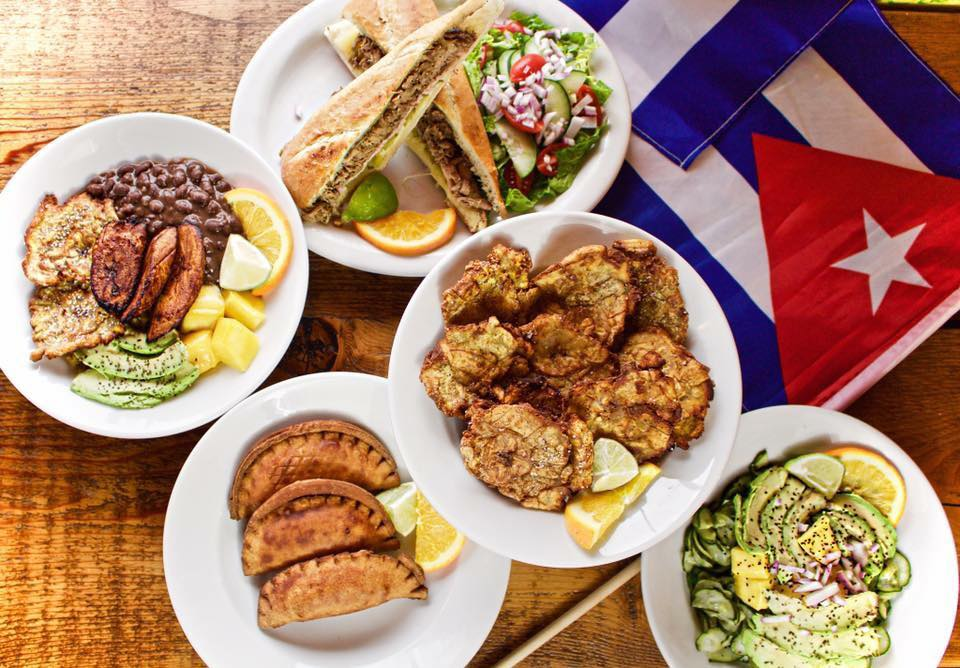 CUBO authentic Cuban food with flag.jpg