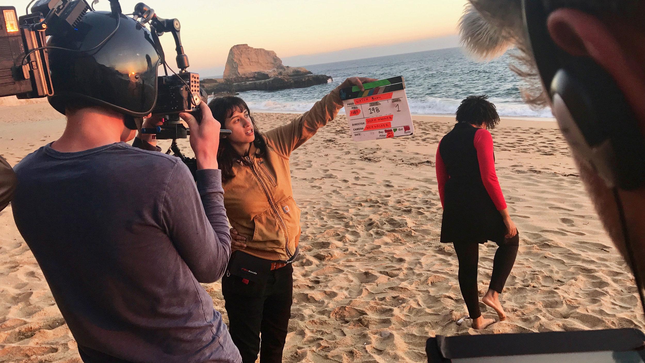 Watch Room BTS - Cliff - Beach sunset Natalie.jpg