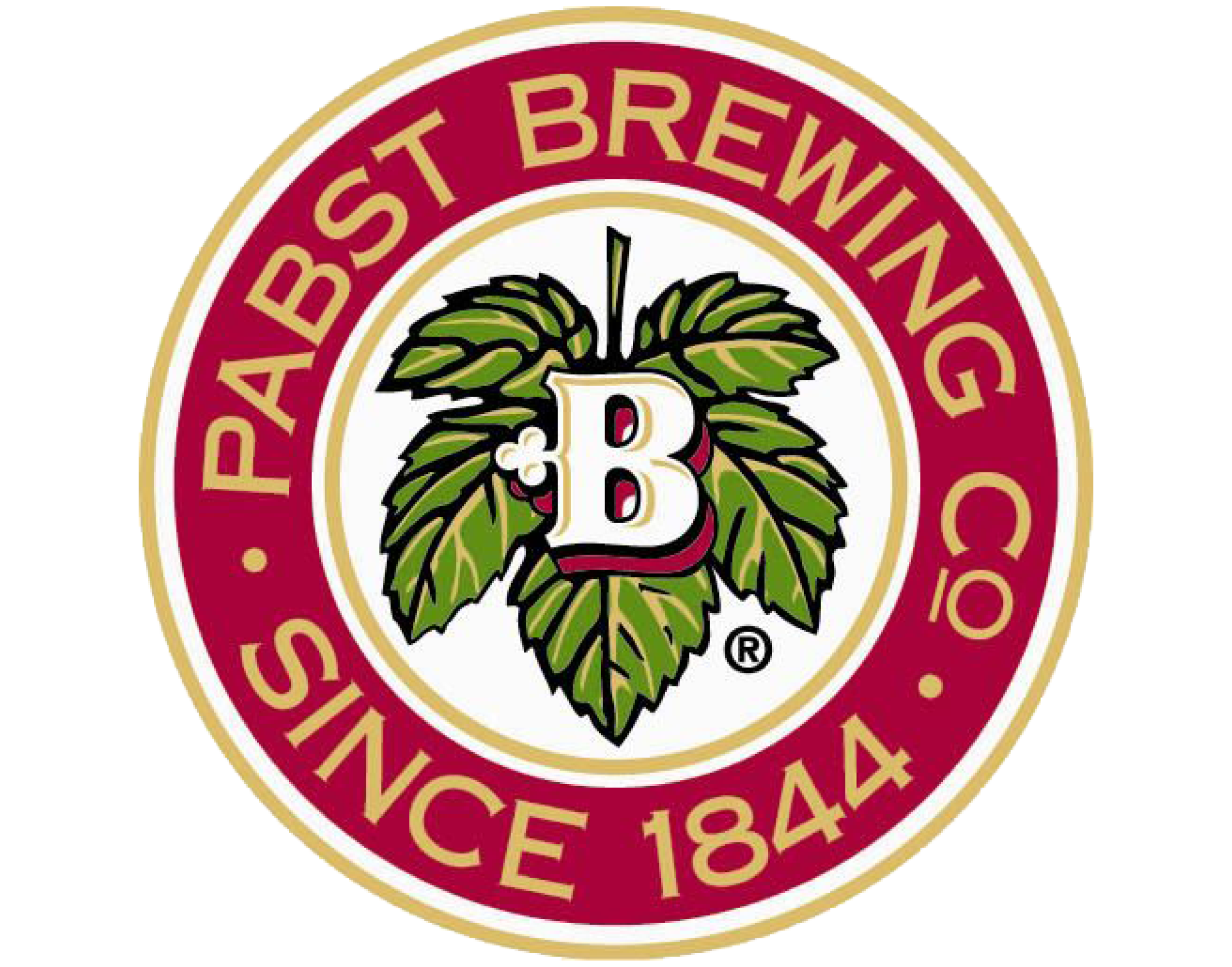 Pabst Brewing Company Logo. Links to Pabst Brewing Company website.