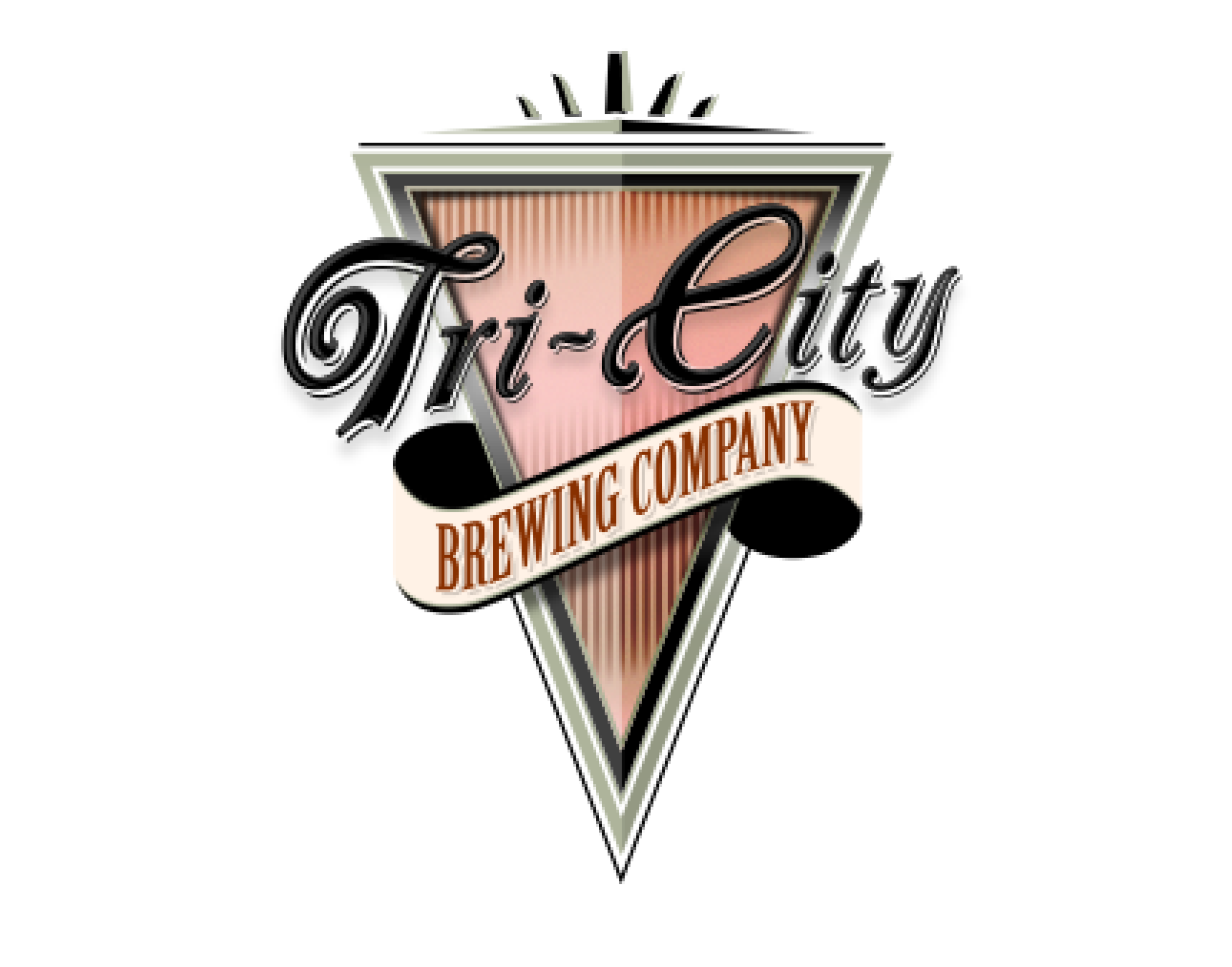 Tri-City Brewing Company logo. Links to Tri-City Brewing Company website.