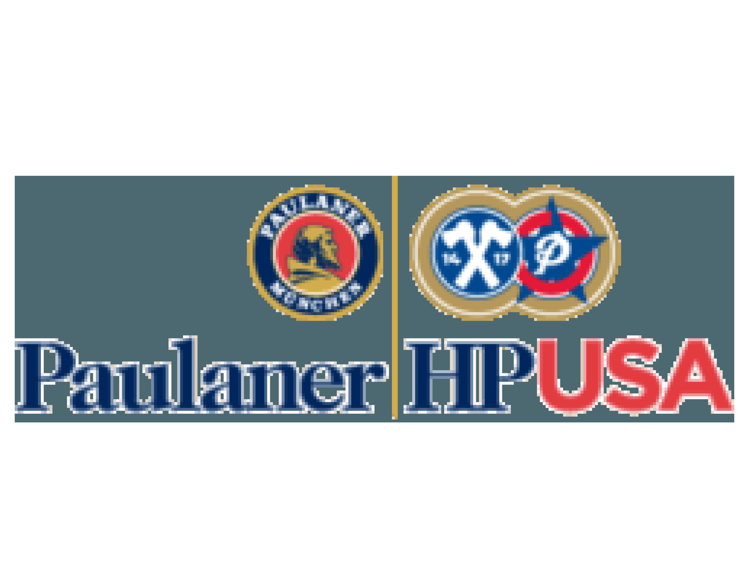 Paulaner HP logo. Links to Paulaner HP website.