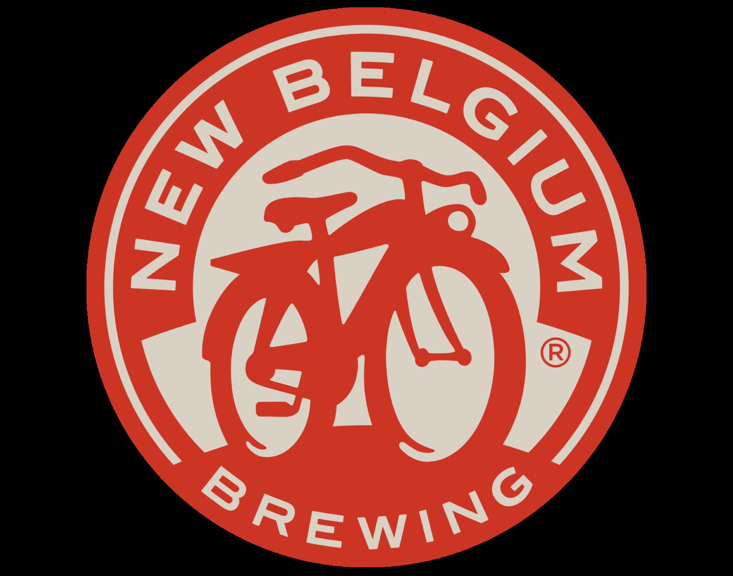 New Belgium logo. Links to New Belgium website.