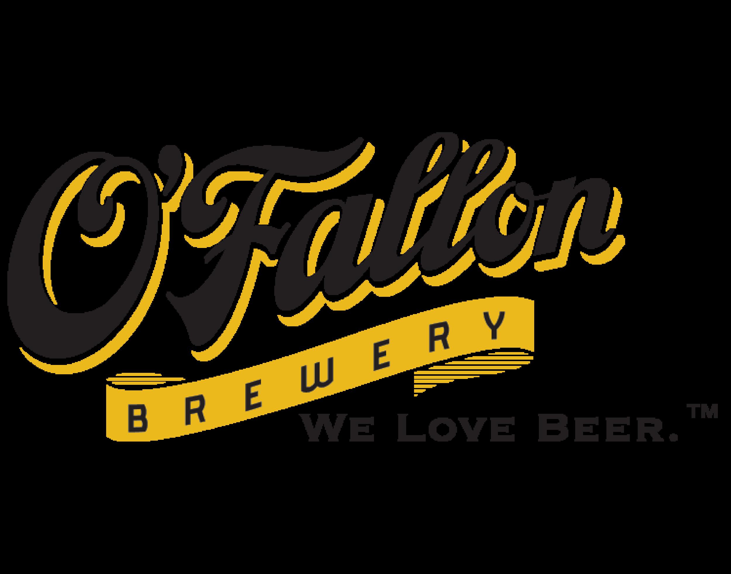 O'Fallon Brewery logo. Links to O'Fallon Brewery website.
