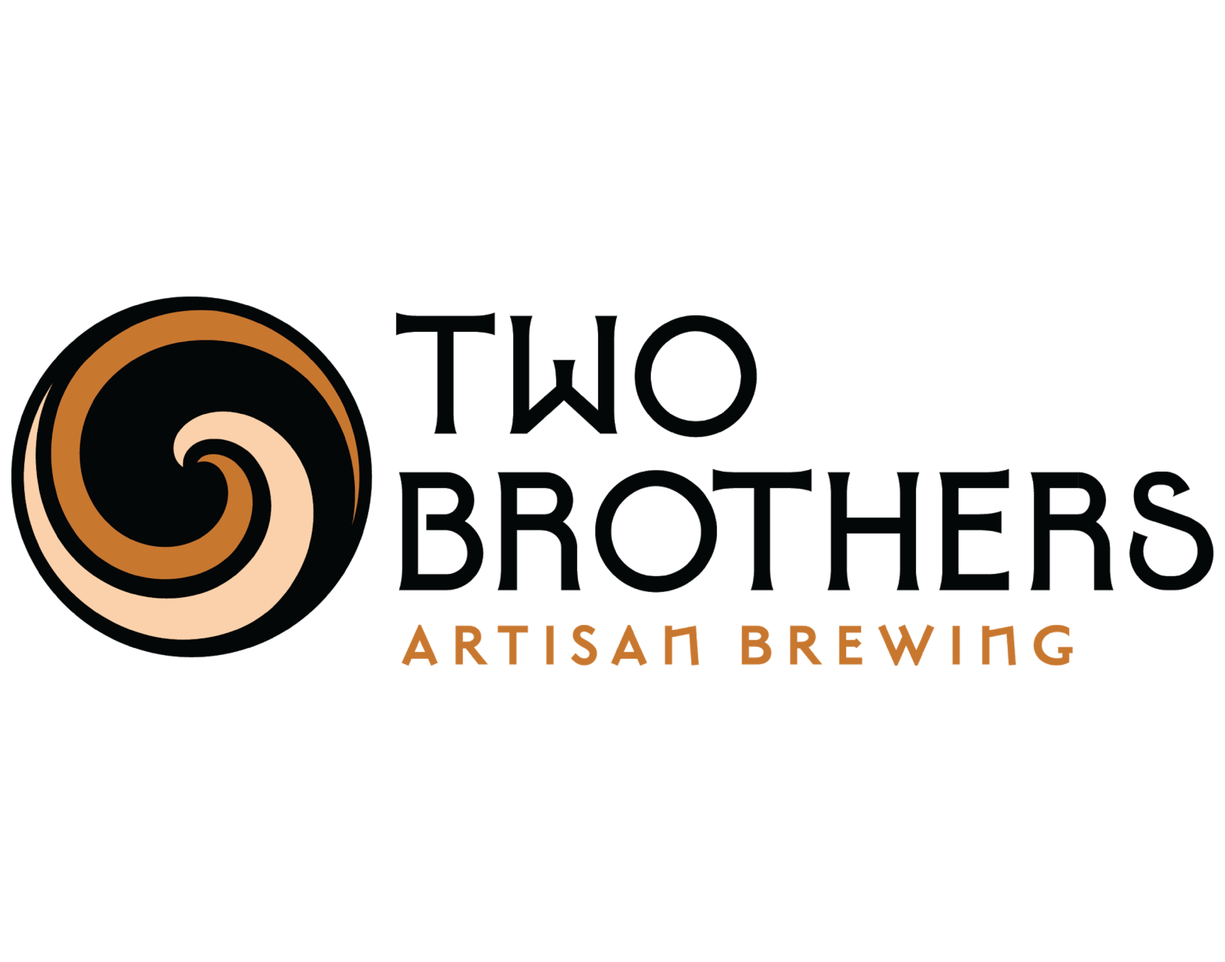 Two Brothers logo. Links to Two Brothers website.