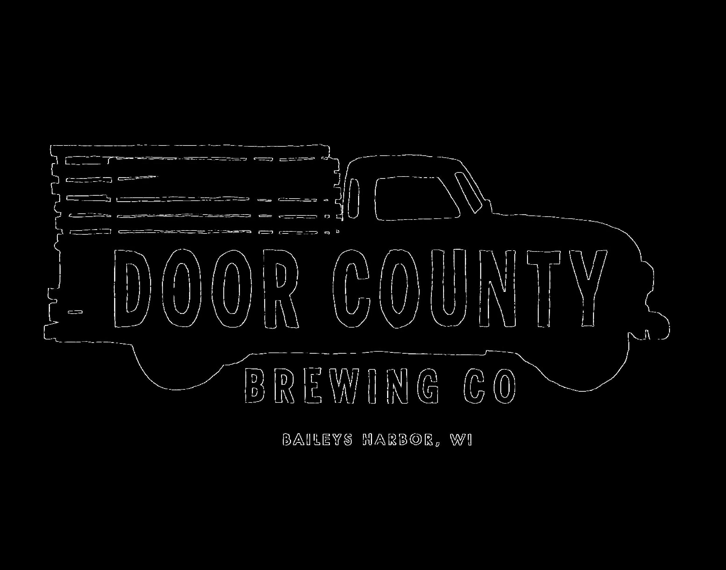 Door County logo. Links to Door County website.