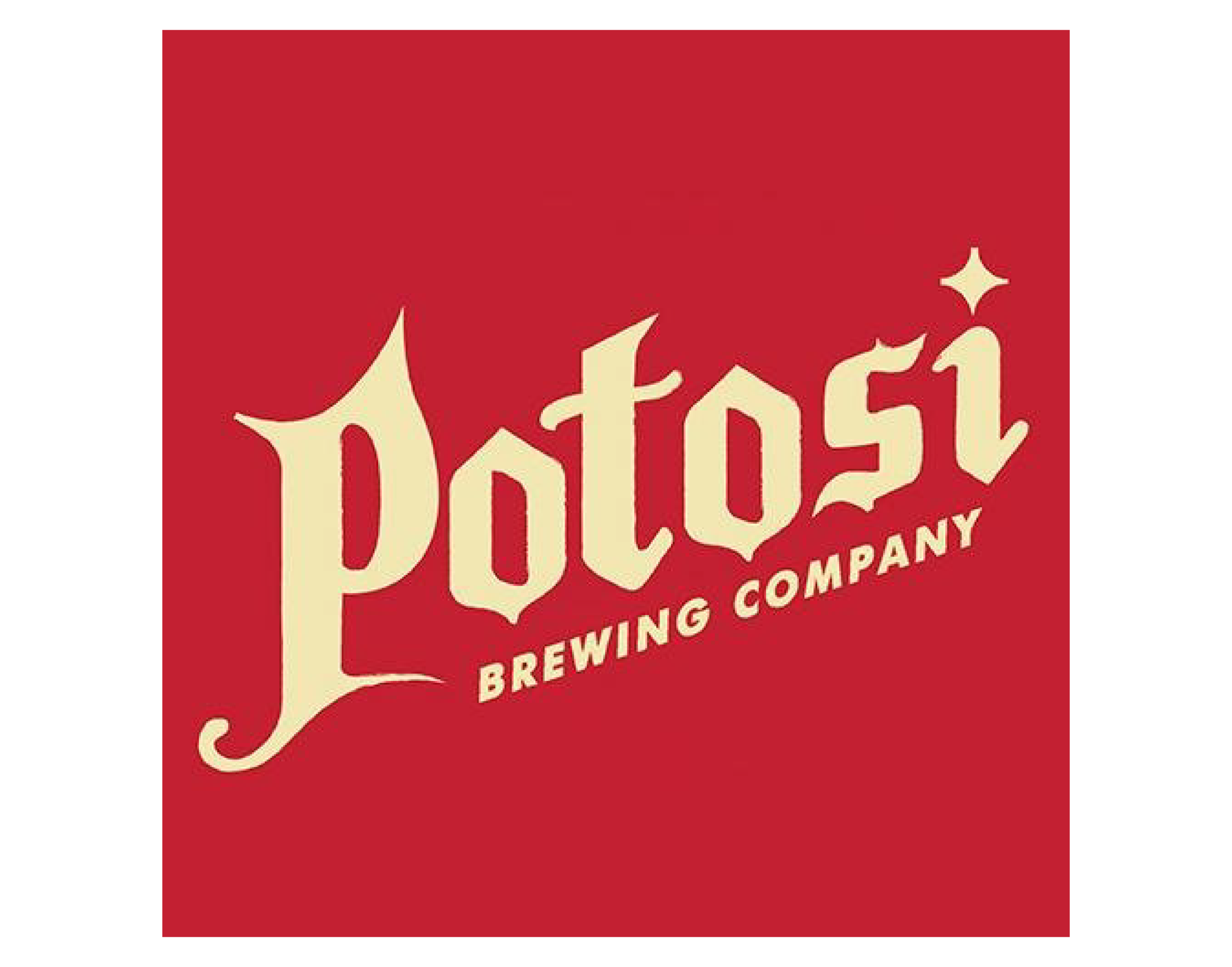 Potosi Brewing Company logo. Links to Potosi Brewing Company website.