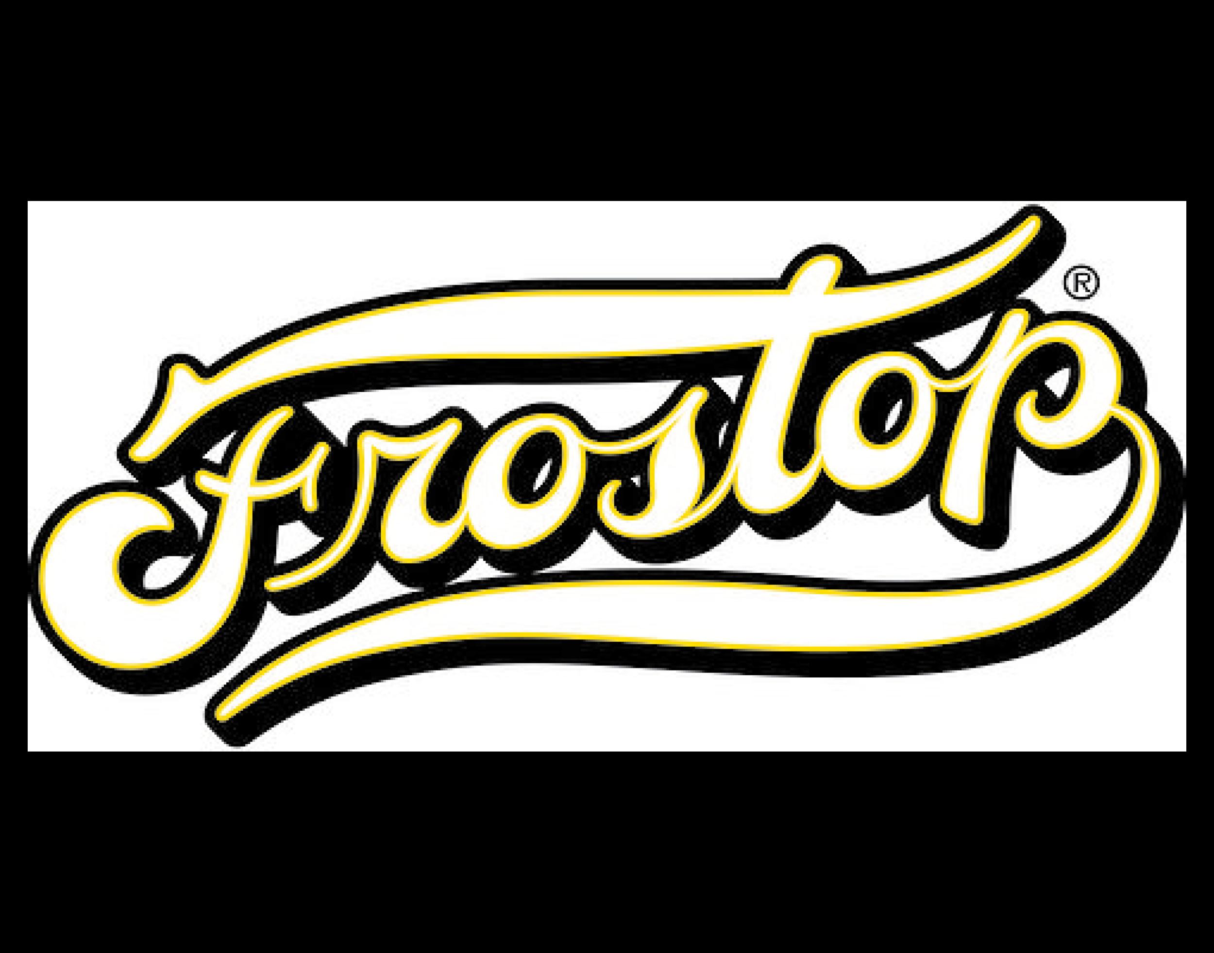 Frostop logo. Links to Frostop website.