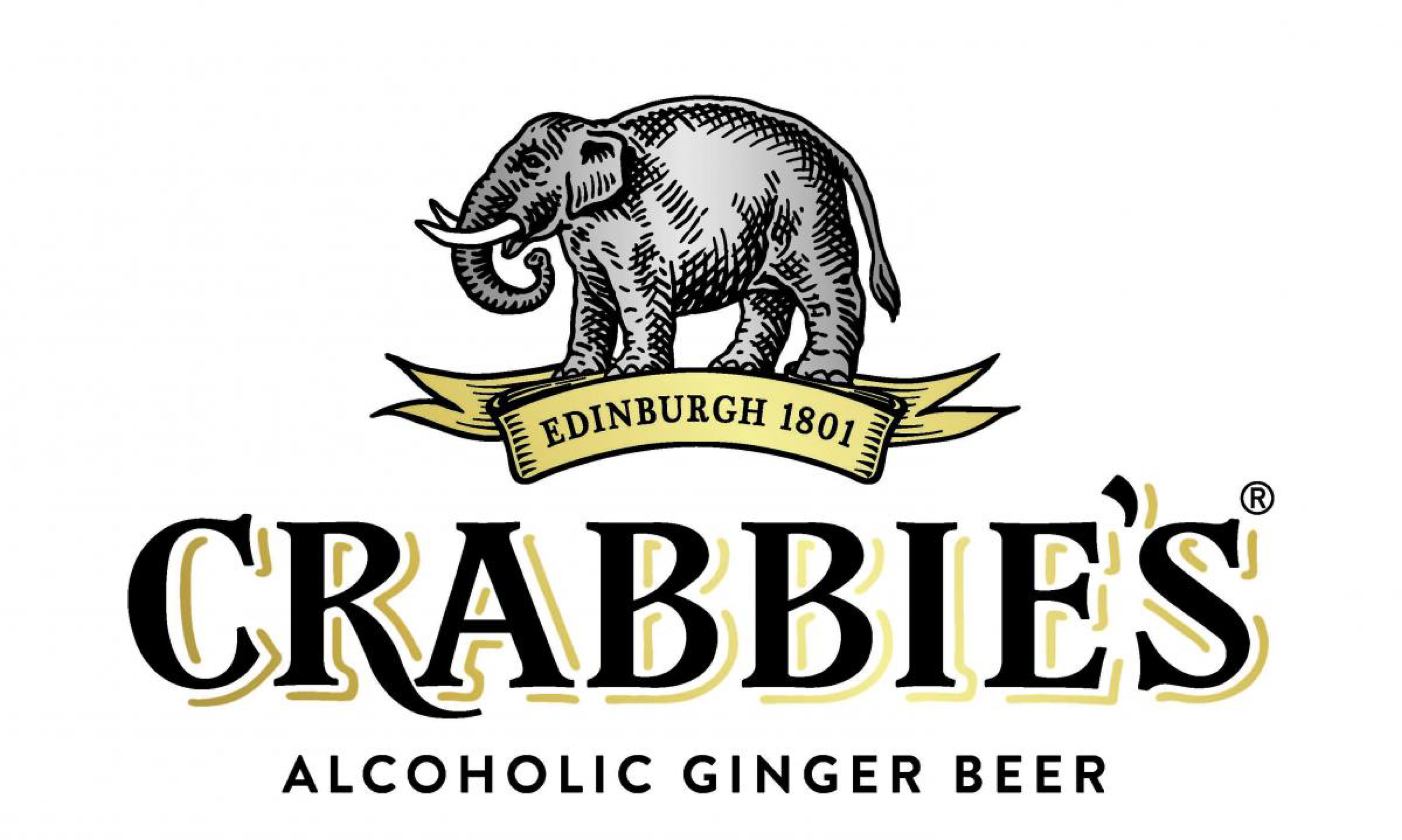 Crabbies logo. Links to Crabbies website.