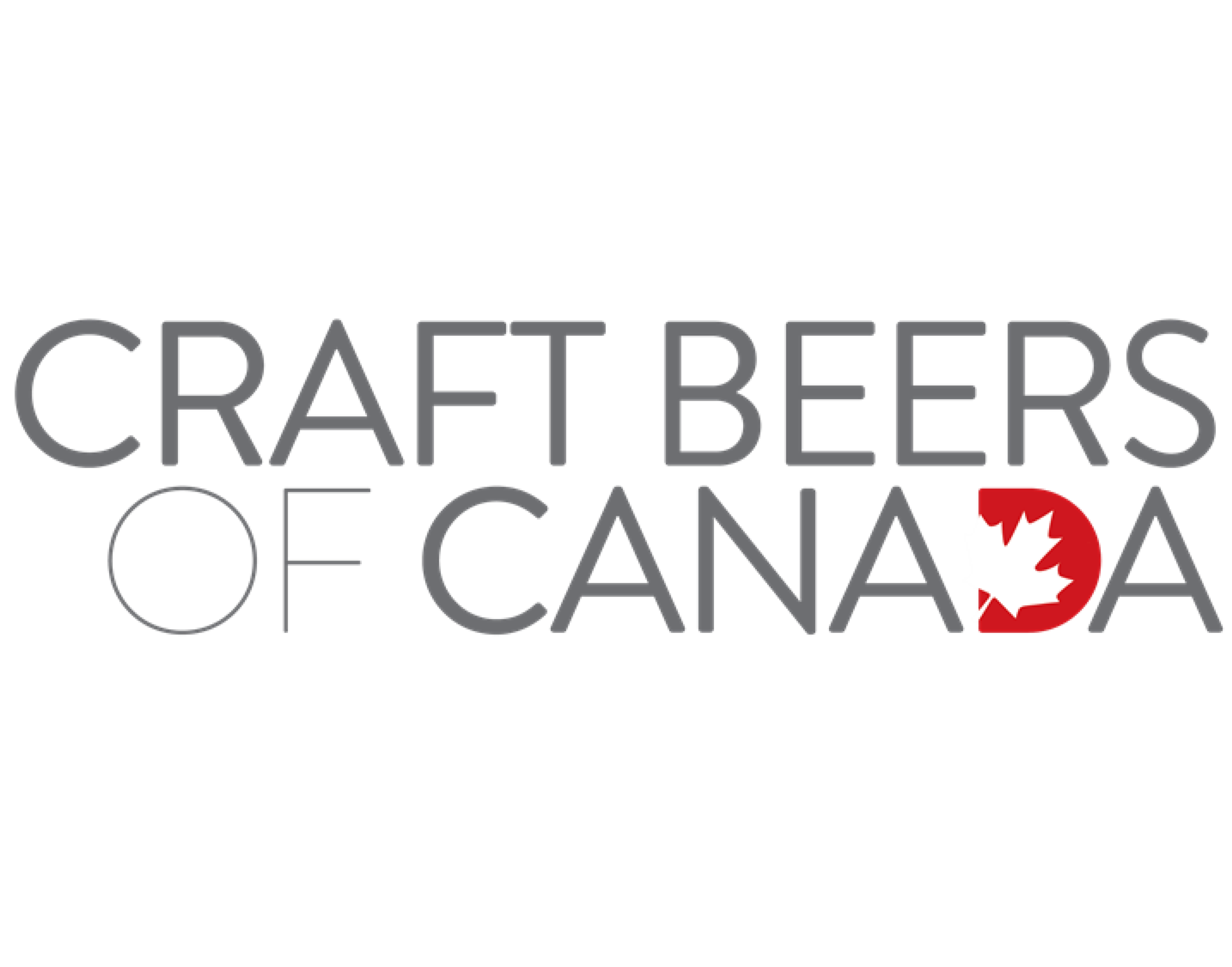 Craft Beers of Canada logo. Links to Craft Beers of Canada website.