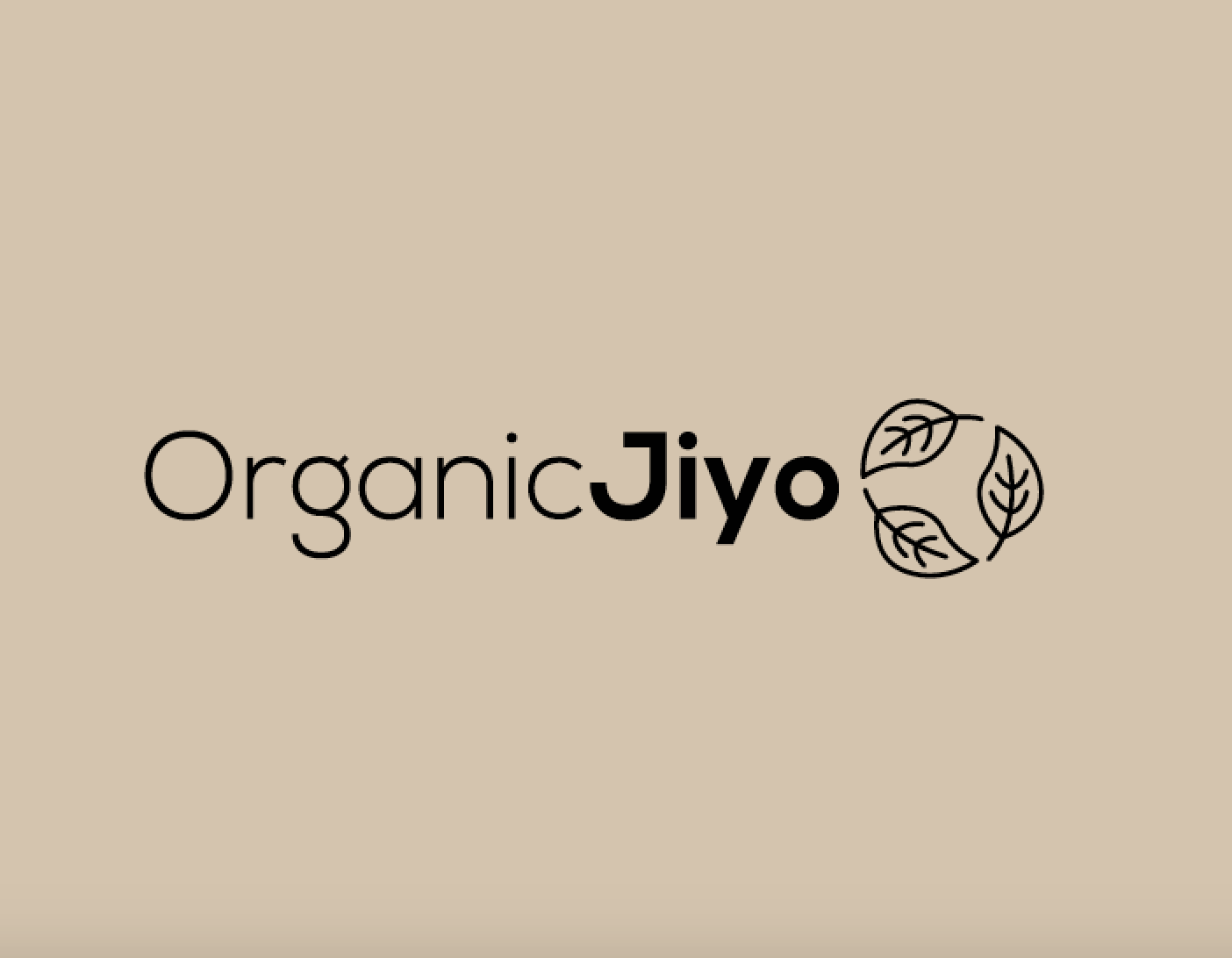 Organic Jiyo logo screenshot